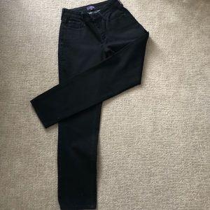 NYDJ Black Leggings EUC
